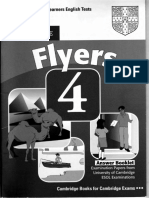 Flyers 4- Student Book Answers