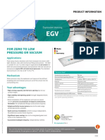 Product Information EGV