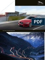 17MY Jaguar XE Brochure