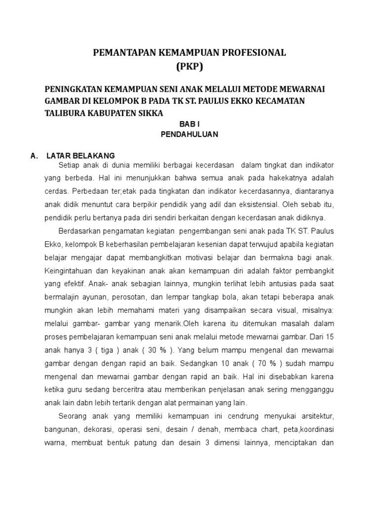 PKP Metode Mewarnai