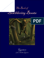 Questers of the Middle Realms the Book of Bewildering Beasts