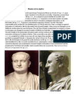 Roma et la Judée