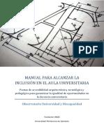 Manual Alcanzar Inclusion