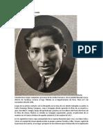 Biografía de Martín Chambi