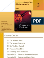 Accounting Statements and Cash Flows_CH02