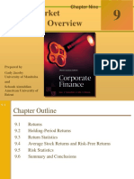 Capital Market Theory Overview_CH09