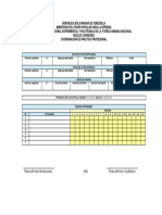 CPP-006 Plan de Actividades (Modelo de Referencia)