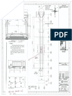 Box Culvert Plan and Section