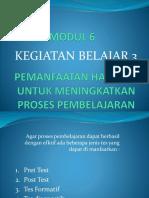 Tugas Evaluasi Modul 6 Kb 3