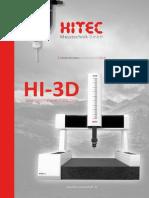 Hitec - Katalog CMM 2018 D