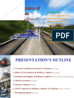 Logistics Railway