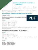 Comparativos en Inglés