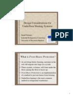 R&T 2004 - Underfloor Heating Design Considerations - Dettmers