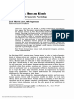 Martin Anda Sugarman_Interpreting Human Kinds - Beginnings of a Hermeneutic Psychology.