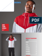 Nike m Training 17fall