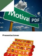 Presentación Motivación