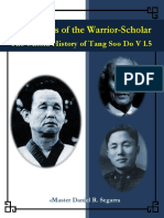 TangSooDo History Book