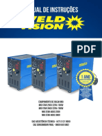 Manual MIG STAR 2503,3503 e 4003