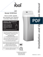 WHES40.44 English Water Softner