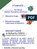 36336510 ACCA F8 Audit Internal Controls Slides
