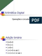 Aritmética Digital
