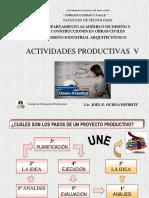 Proyectos pructivos