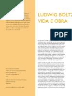 Boltzmann Vida e Obra