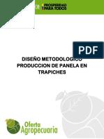 OA-PN-DSO-01_Diseño Metodologico Produccion Panela en Trapiche Ajust_2014