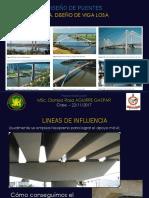 Puente Clase Ejemplo Viga Losa