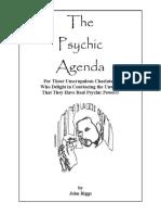 The Psychic Agenda
