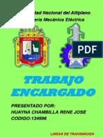 Catalogo de Conductores de Lineas de Transmicion