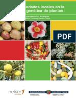 Variedades Locales en Mejora Genética de Las Plantas