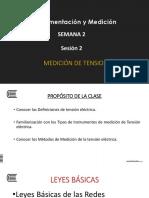 Instrumentación Medición