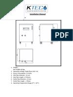 KTEC Installation Manual