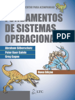 Maquinas Virtuais - Fundamentos de Sistemas Operacionais Silberschatz
