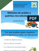 Aula Padrões Microbiológicos - Copia