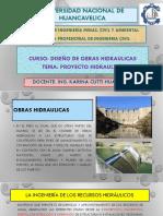 Clase 2 de Diseño de Estructuras Hidraulicas
