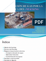 Expertos en Fracking