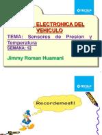 Sensores de Presión y Temperatura