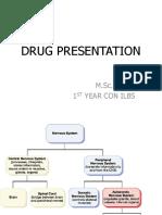 Drug Presentation