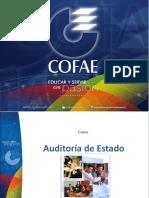 Presentación Auditoria de Estado COFAE