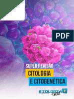 Super Revisão - Citologia e Citogenética - Corrigida