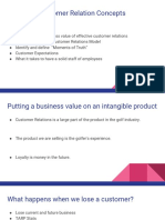customer relations  1
