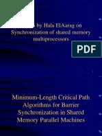 MyPapersOn Synchronization