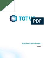 Manual ADVPL Utilizando MVC Maio 2015