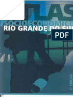 Atlas Socioeconômico Do RS - 2ª EdA