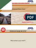 Indian Railways Management Information System