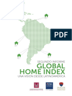 Global Home Index (Segundo Informe)