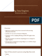 Big Data Engines
