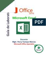 Guía de Excel 2016 (1)